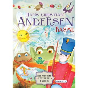 Coperta cartii Basme de Hans Christian Andersen