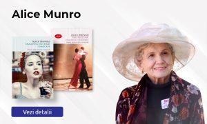 artile scriitoarei contemporane Alice Munro
