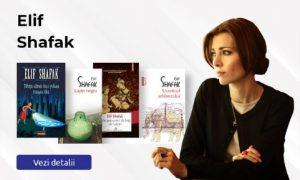 Cartile scriitoarei contemporane Elif Shafak