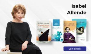 Cartile scriitoarei contemporane Isabel Allende