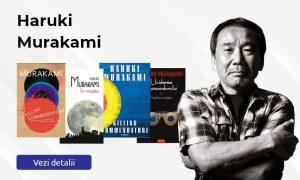 Cartile scriitorului contemporan Haruki Murakami