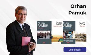 artile scriitorului contemporan Orhan Pamuk
