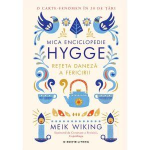 Coperta carte Hygge. Arta daneza a fericirii
