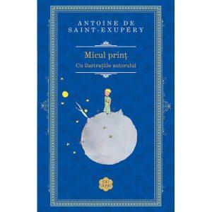 Coperta carte Micul Print